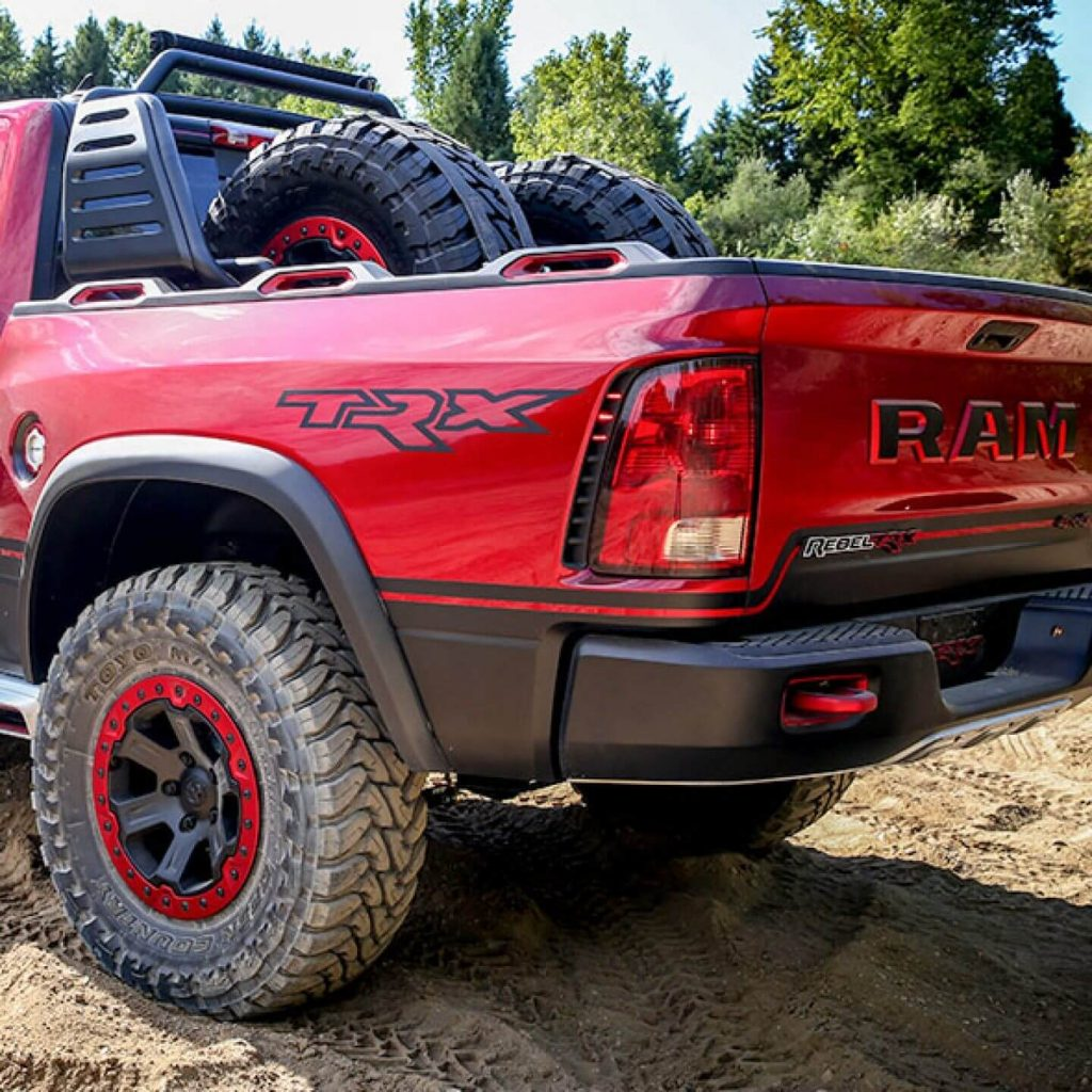 2021 Ram 1500 Trx Rebel Review Pricing And Pictures Wallace Chrysler Jeep Dodge Ram Blog